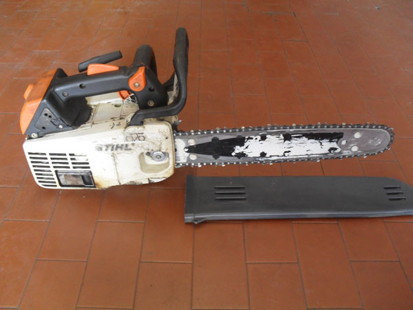 Macchine giardinaggio usate macchine per giardinaggio for Stihl motosega